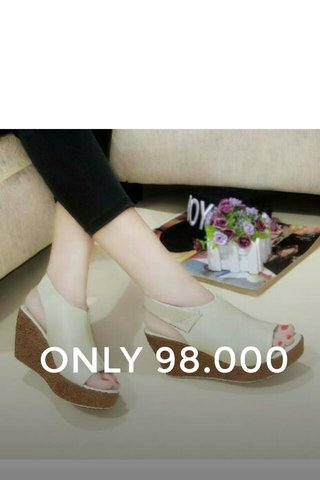 ONLY 98.000
