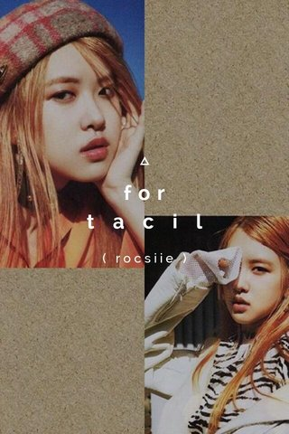 for t a c i l ( rocsiie )