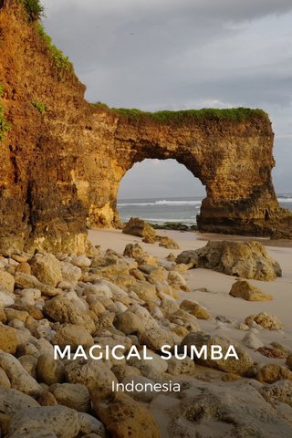 MAGICAL SUMBA Indonesia
