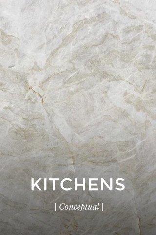 KITCHENS | Conceptual |
