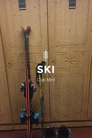SKI Club Med