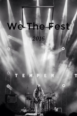 We The Fest 2016