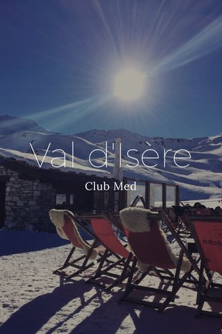 Val d'Isère Club Med
