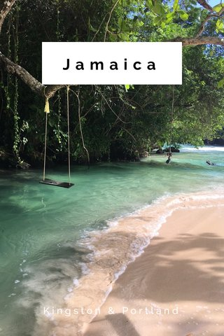 Jamaica Kingston & Portland