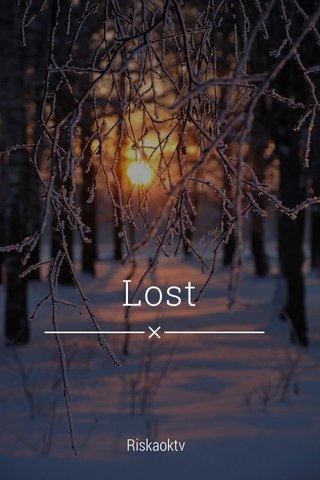 Lost Riskaoktv