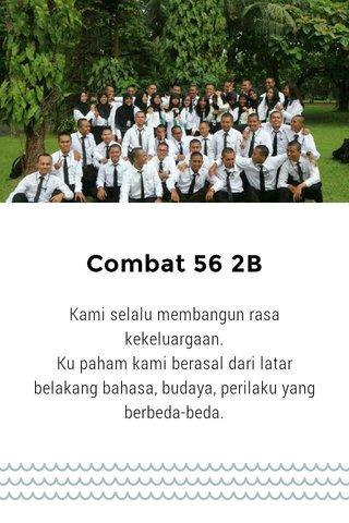 Combat 56 2B