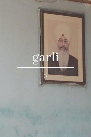 garli 3