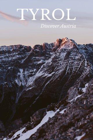TYROL Discover Austria