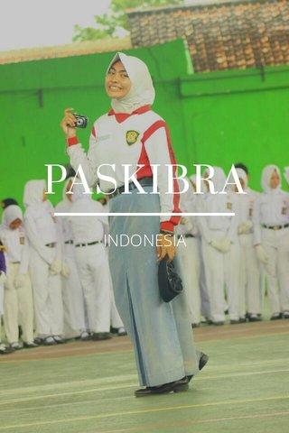 PASKIBRA INDONESIA