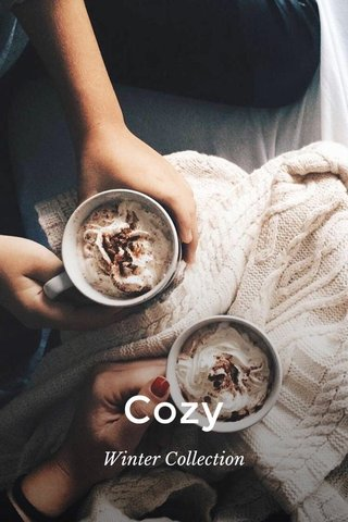 Cozy Winter Collection