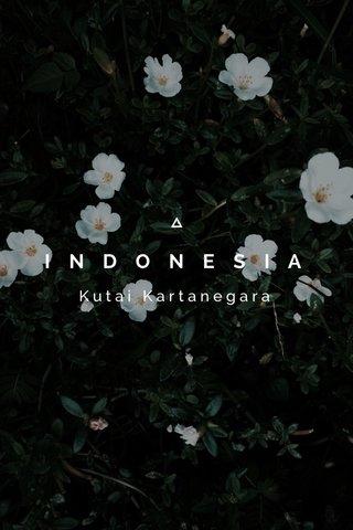 INDONESIA Kutai Kartanegara