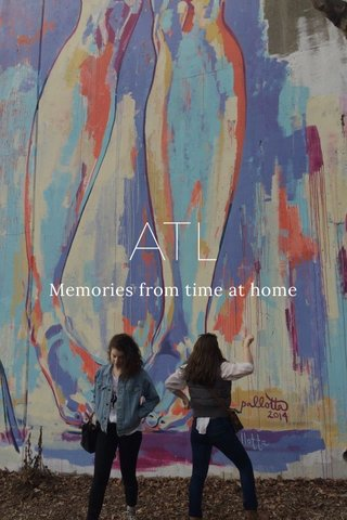 ATL Memories from time at home