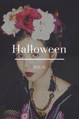Halloween Not.nt