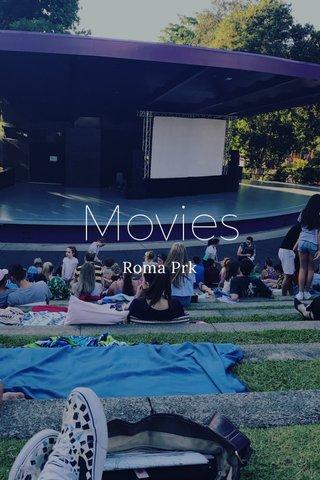 Movies Roma Prk