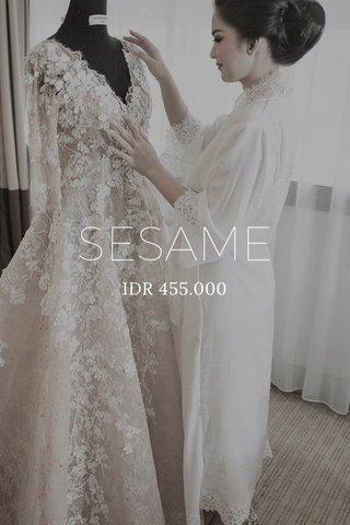 SESAME IDR 455.000