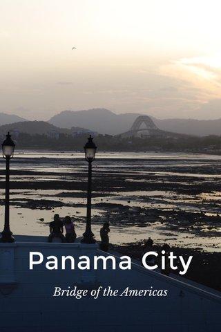 Panama City Bridge of the Americas