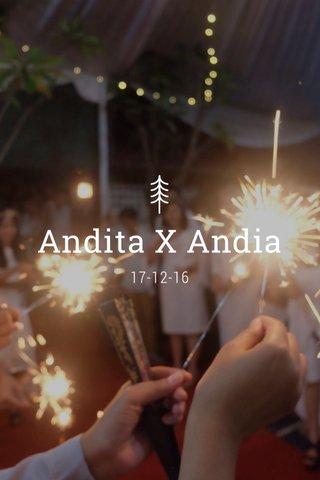Andita X Andia 17-12-16