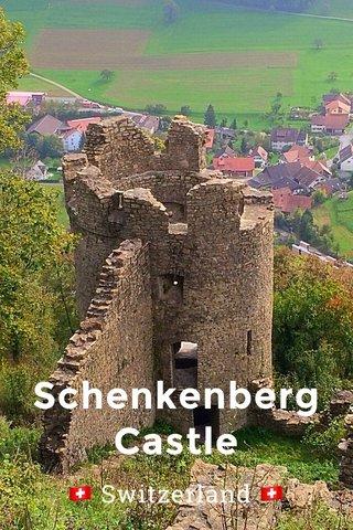 Schenkenberg Castle 🇨🇭 Switzerland 🇨🇭