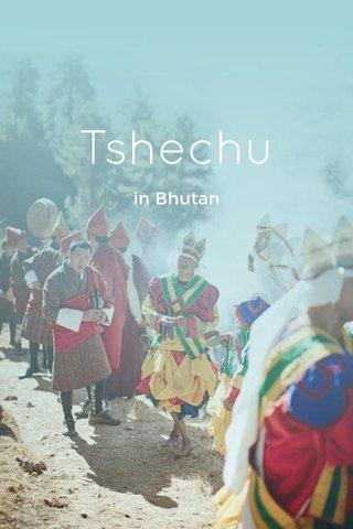 Tshechu in Bhutan