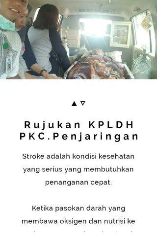 Rujukan KPLDH PKC.Penjaringan