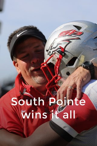 South Pointe wins it all