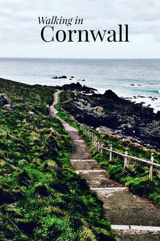 Cornwall Walking in