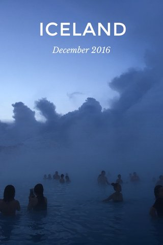 ICELAND December 2016