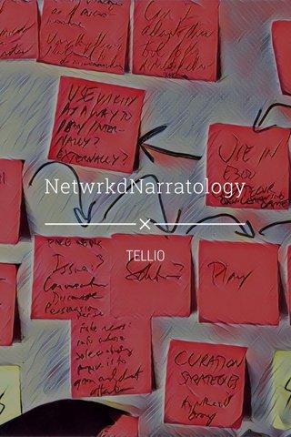 NetwrkdNarratology TELLIO