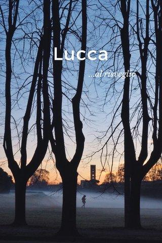 Lucca ...al risveglio
