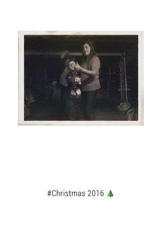 #Christmas 2016 🎄