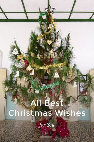 All Best Christmas Wishes for You