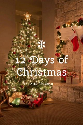 12 Days of Christmas Asal-Usulnya