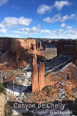 Canyon de Chelly @heikojahn