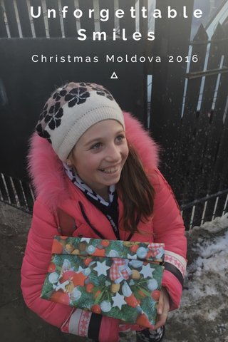 Unforgettable Smiles Christmas Moldova 2016