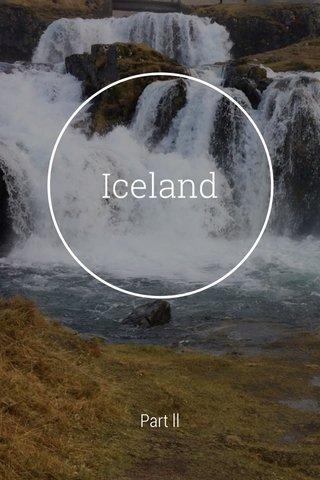 Iceland Part ll