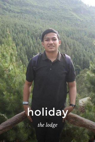 holiday the lodge