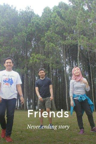 Friends Never ending story