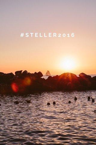 #STELLER2016