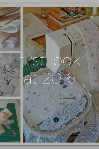 first look at 2016