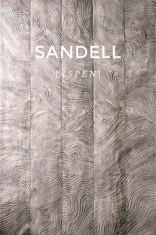 SANDELL |ASPEN|