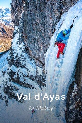 Val d'Ayas Ice Climbing