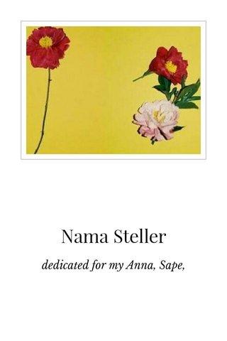 Nama Steller