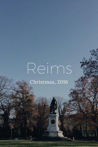 Reims Christmas, 2016