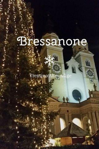 Bressanone Trentino Alto-Adige