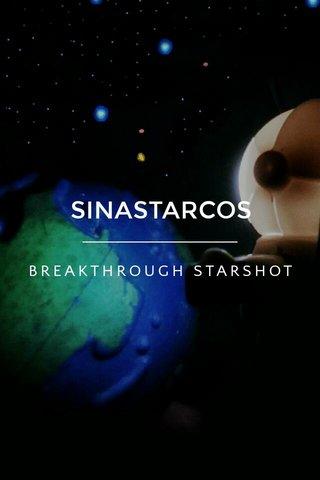 SINASTARCOS BREAKTHROUGH STARSHOT