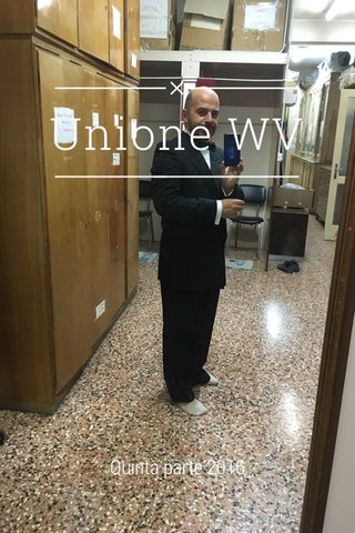 Unione WV Quinta parte 2016