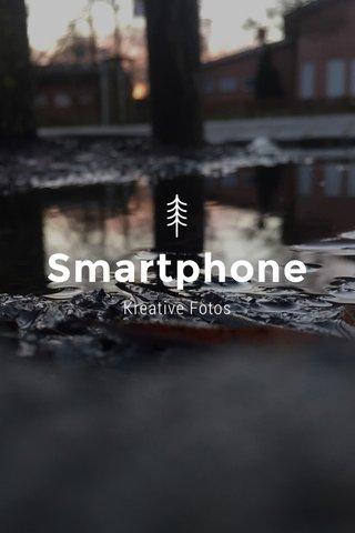 Smartphone Kreative Fotos
