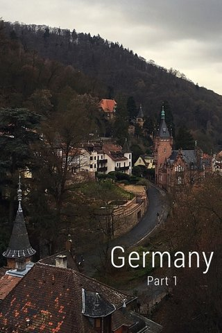 Germany Part 1