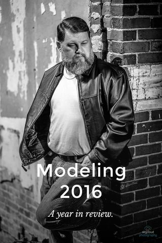 Modeling 2016 A year in review.