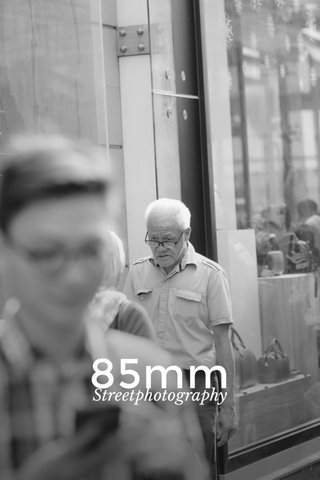 85mm Streetphotography